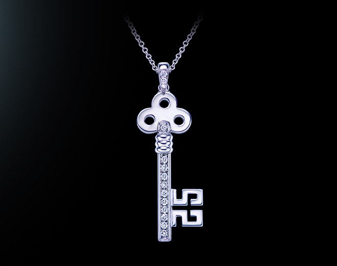 Diamond Key A
